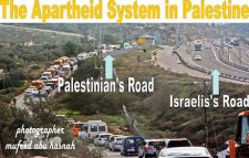 Israel officially apartheid state