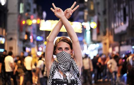 UK supression of free speech
