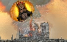 Jewish arsonist God