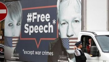 Persecution of Julian Assange