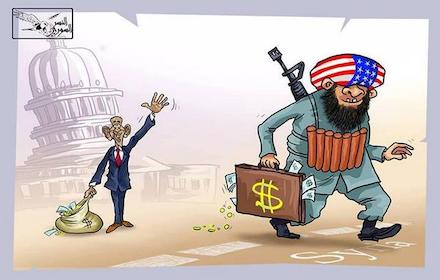 Islamic State group and USA