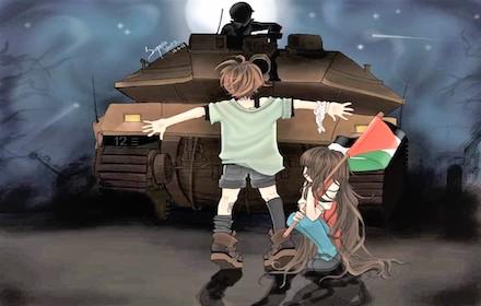 Gaza-Edinburgh twinning campaign