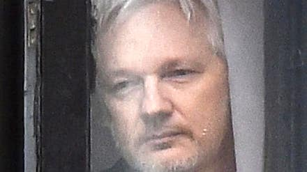 Julian Assange in poor health