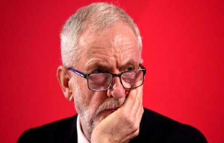 Jeremy Corbyn election defeat