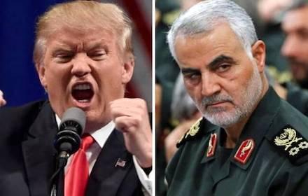 Trump and Suleimani