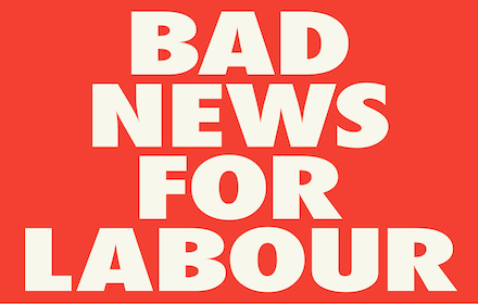 Bad news for Labour
