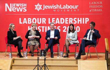 Keir Starmer's Zionist team