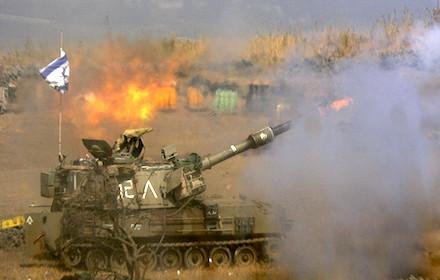 Warmongering Israel