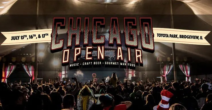 chicago open air announces additional attractions