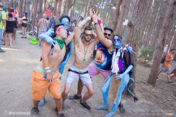Electric Forest Saturday Photo 35