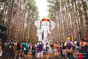 Electric Forest Weekend 1 Thursday Photo 50