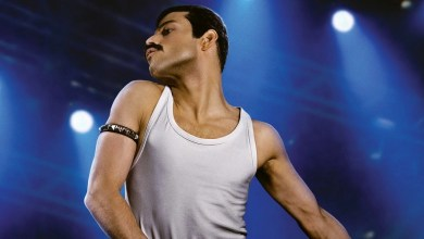 The star of the new Queen biopic film, Rami Malek