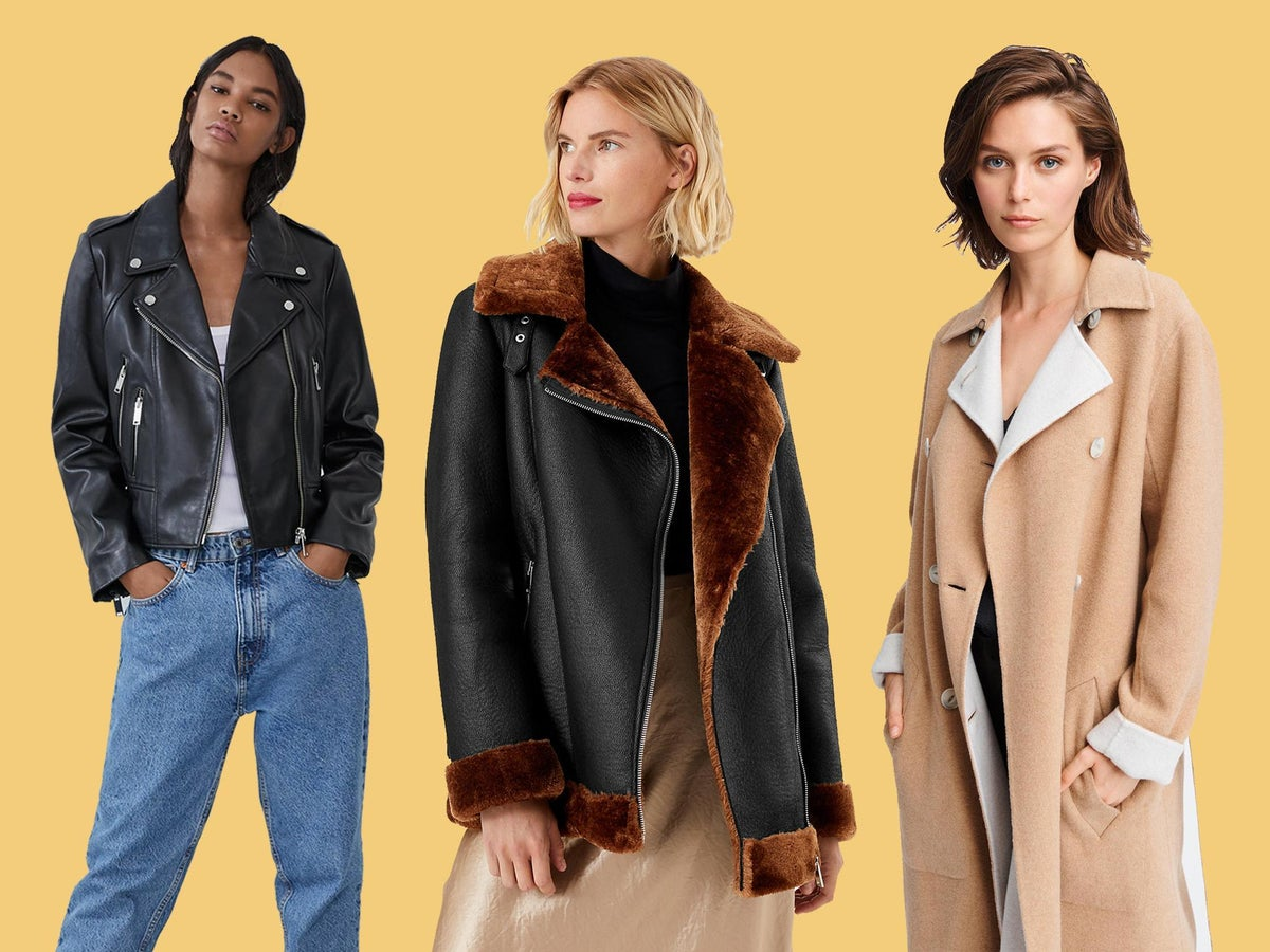 These 4 Transitional Jackets Are Now Trendy
