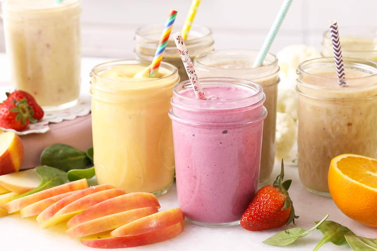 Most Popular Belly Fat Killer Smoothies!