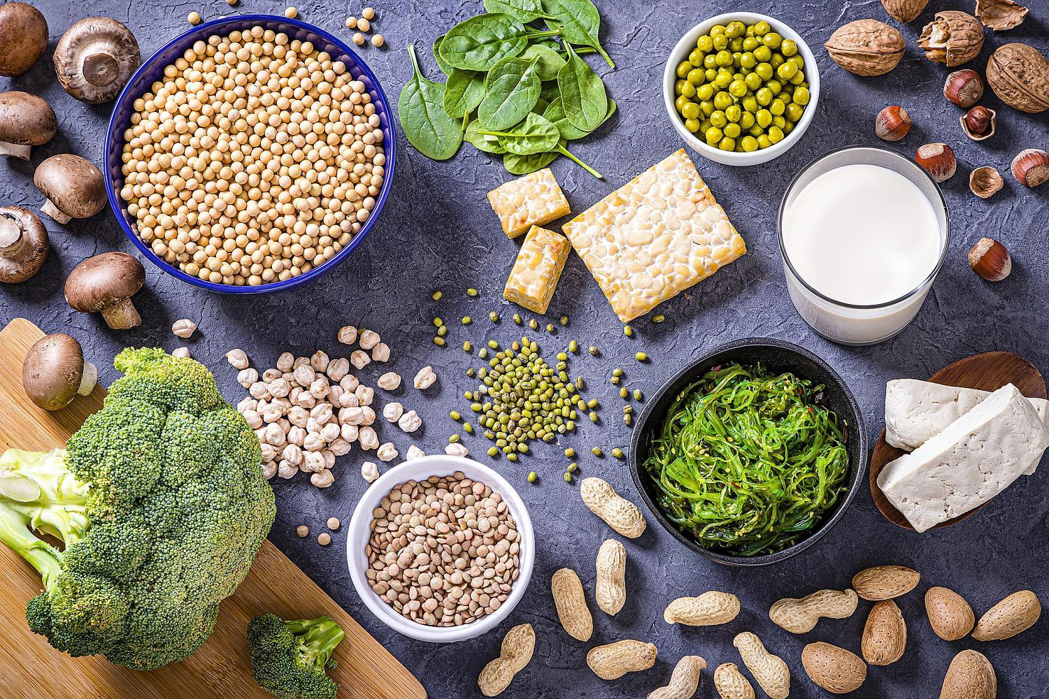 5 Vegan Protein Suppliers That Fill You Up And Give You Strength
