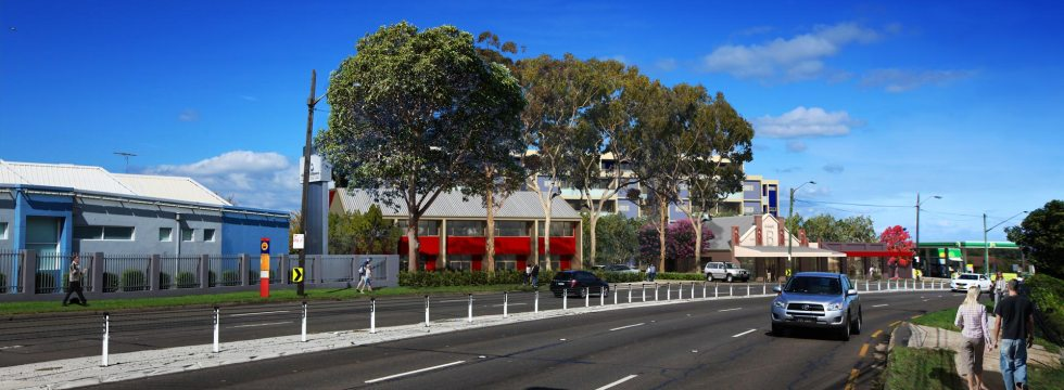 Hume Highway Apartments