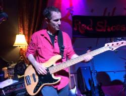 Andy Ginsburg with Bass