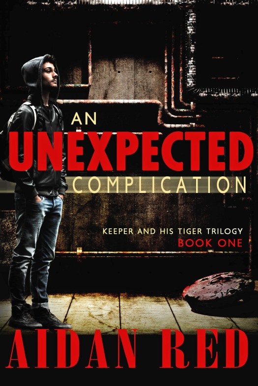 Book Cover: Keeper and His Tiger Book 1