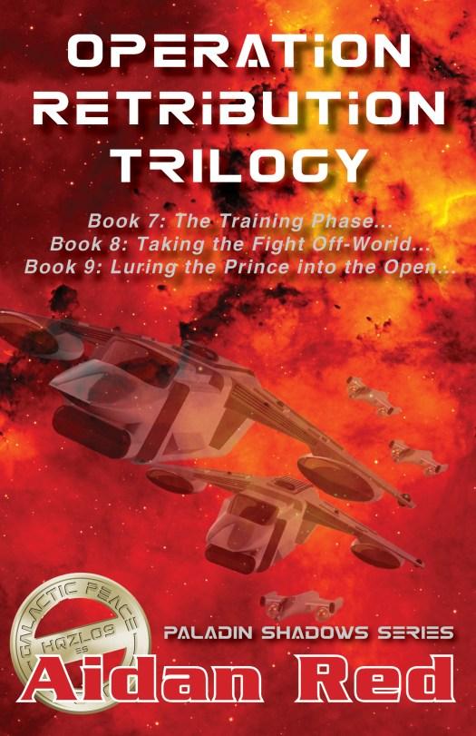 Book Cover: Operation Retribution Trilogy