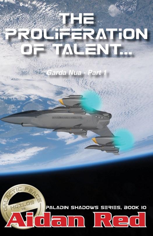 Book Cover: Garda Nua Part 1