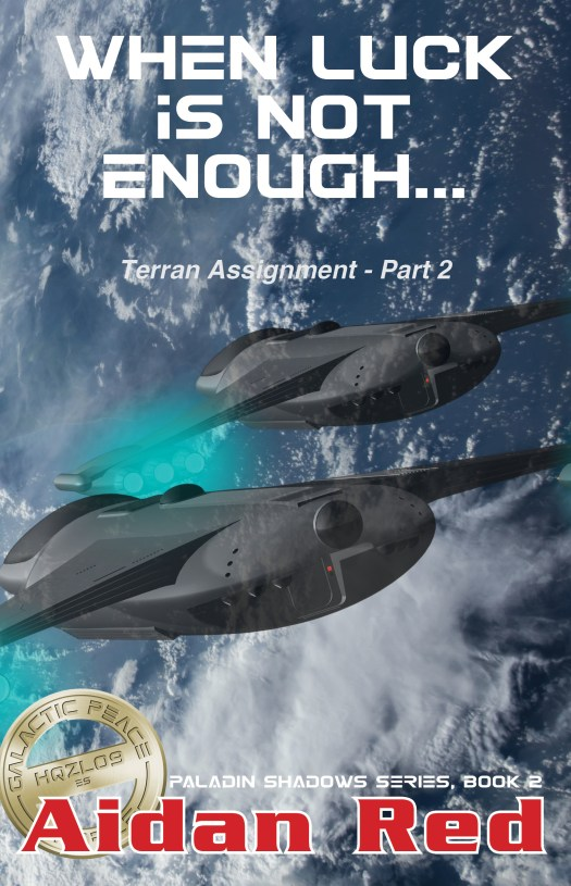 Book Cover: Terran Assignment Part 2