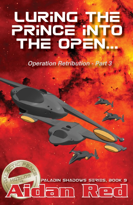 Book Cover: Operation Retribution Part 3