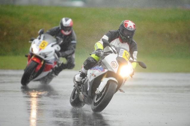 Silverstone wet