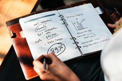 planificando las publicaciones en redes sociales