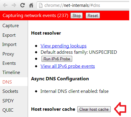 how-to-clear-chrome-dns-cache