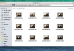 How to View Multiple Image Files On Mac