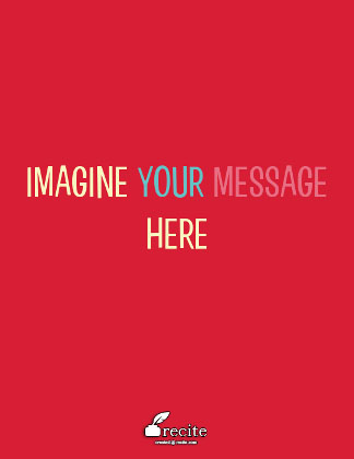 RedSome - Recite This Create Beautiful Visual Quotes As Images In Seconds Sample 1