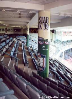 Fenway Park Tour  RedSoxDiehardcom