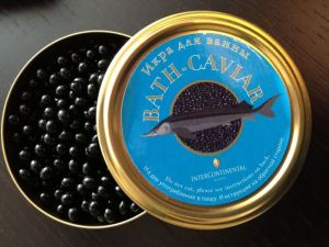 Noble Pflege: Bade-Perlen-Kaviar