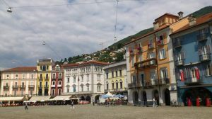 Farbenfrohe Altstadt