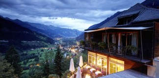Alpine Spa Hotel Haus Hirt in Bad Gastein