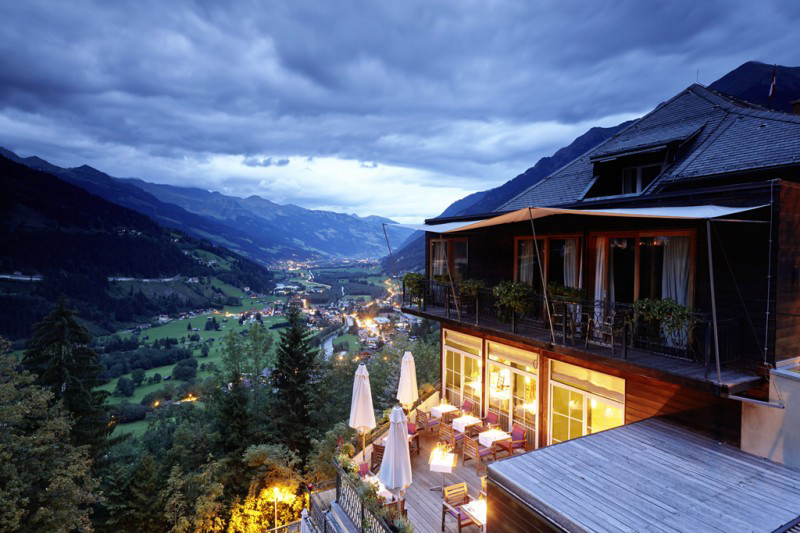 Alpine Spa Hotel Haus Hirt in Bad Gastein