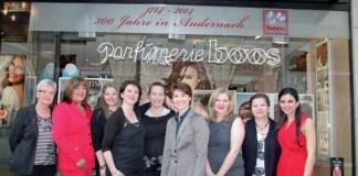 Parfümerie und Wäschegalerie Boos Andernach