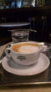 Wien Kaffeehaus Hawelka