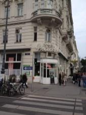 Ein kleiner Spaziergang durch Wien, mit einem Finale aus Einspänner und Apfelstrudel im Kaffeehaus Prückel