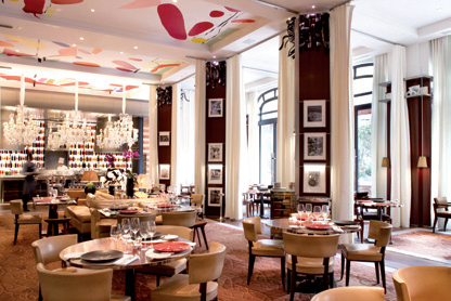 Le Royal Monceau in Paris