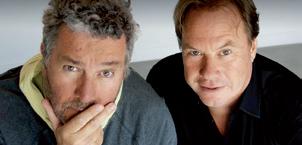 John Hitchcox und Philippe Starck