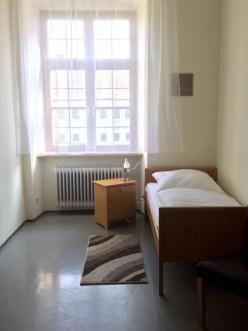 Ein Zimmer im Kloster