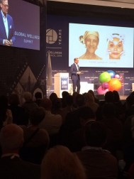 Franz Linser, Co-Chair 2016 Summit, CEO Linser Hospitality - er hat den Global Wellness Summit nach Austria geholt!