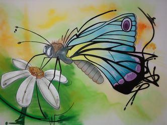 Graffiti Tamara Voggler