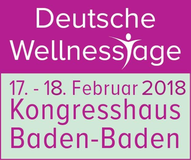 Deutsche Wellnesstage 2018 in Baden-Baden