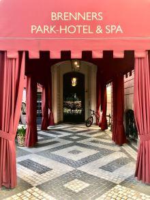 Hier wurde gefeiert: Das Brenners Park-Hotel und Spa in Baden-Baden