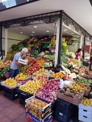 Markt in Santa Cruz de Tenerife