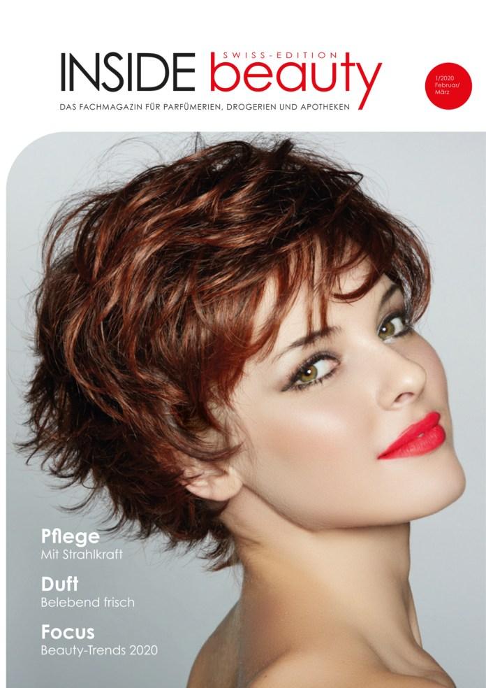 INSIDE beauty Swiss - Ausgabe 01/2020
