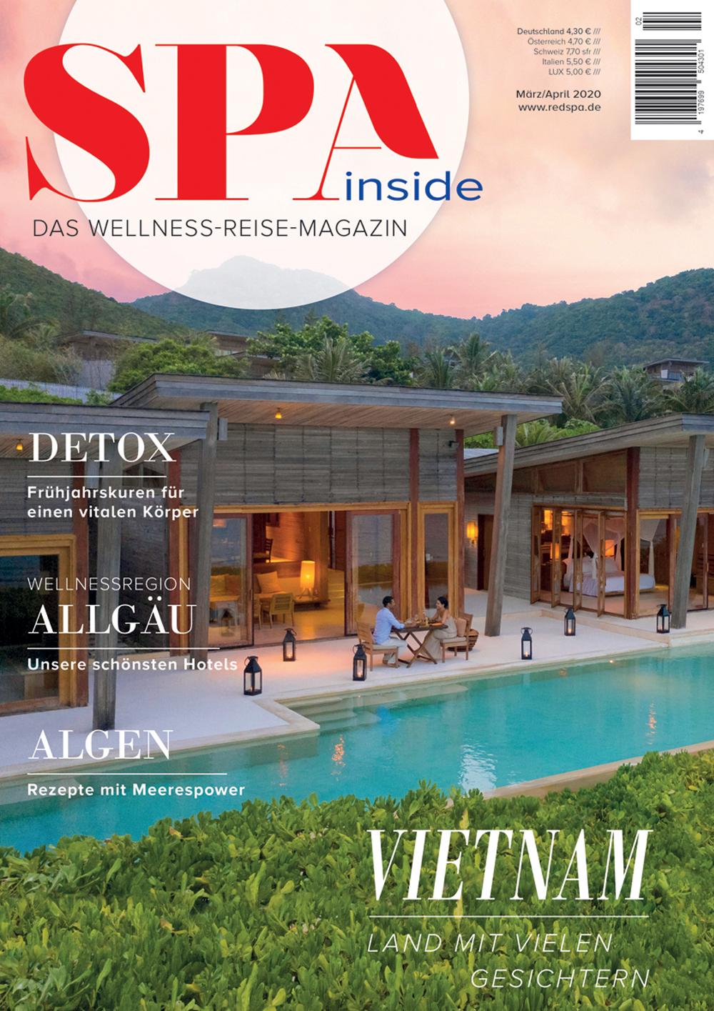 SPA inside - Ausgabe 02/2020