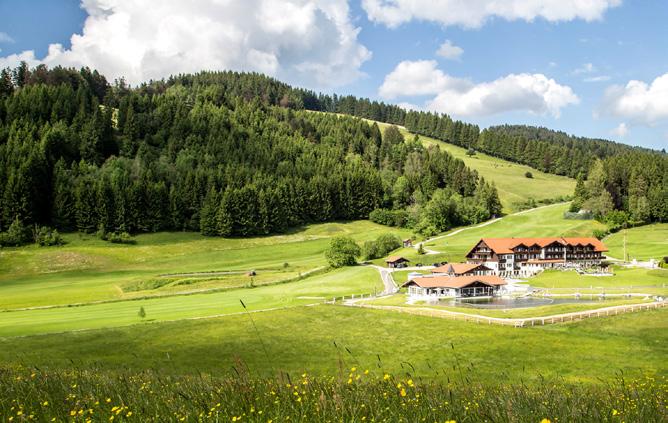 Haubers Naturresort Oberstaufen